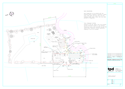 Site Layout Draughtsman