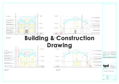 Building & Construction Draughting Services